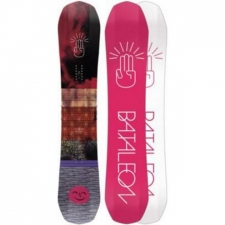 Tabla Snow D Push Up,  Bataleon