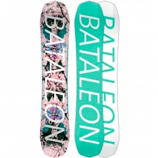 Tabla Snow D She W,  Bataleon